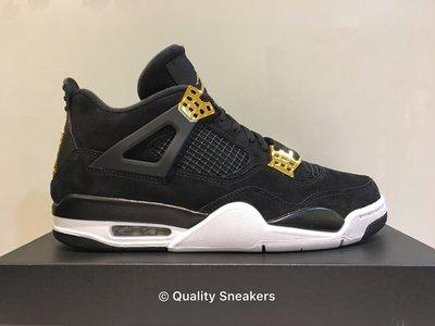 現貨 - Jordan 4 Retro Royalty 黑金 308497 032