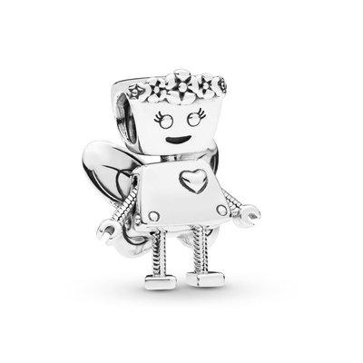 【金永珍珠寶鐘錶】實體店面*PANDORA潘朵拉 保證原廠真品 797856 花仙子機器人 秒殺現貨*