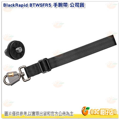 附CR-2+FR5 BlackRapid BTWSFR5 手腕帶 公司貨 快槍俠BT精品系列 相機腕帶 手腕繩 D形環