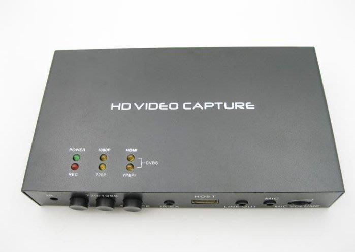 高清視頻採集盒283 HD VIDEO CAPTURE 第三代自帶解除HDCP協議 381