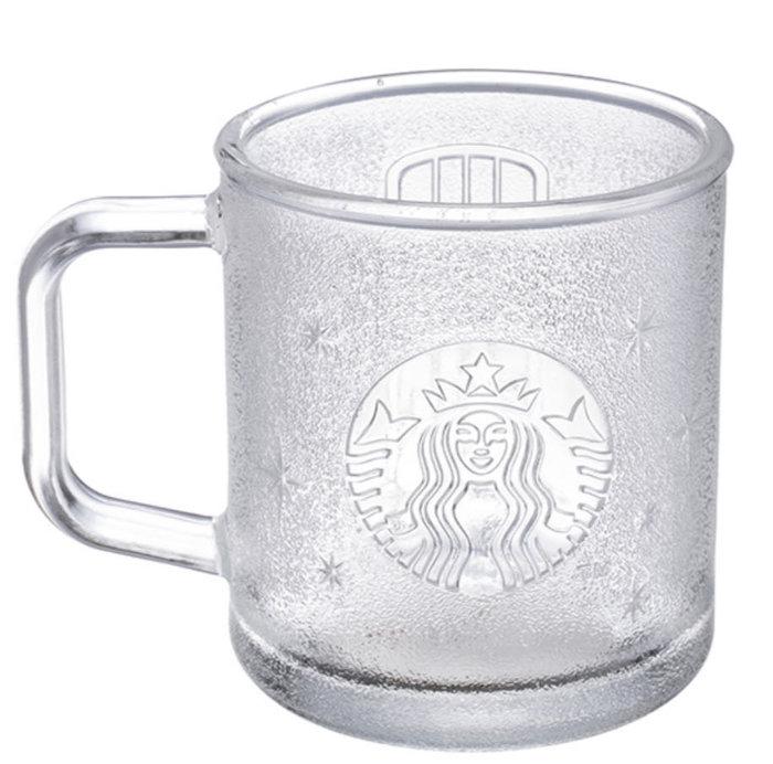 Starbucks 星巴克迎接聖夜玻璃杯—-含運