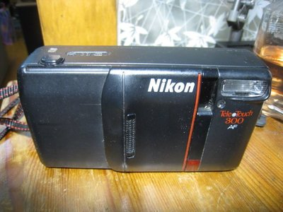 Nikon AF 300自動傻瓜相機