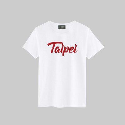T365 TAIWAN 台灣 臺灣 愛台灣 Taipei 草寫 國家 復刻紅 圖案 T恤 男女皆可穿 多色同款可選 短T