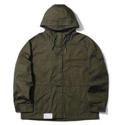 全新正品香港潮牌 Black/White Chocoolate Surplus 系列 Army jacket