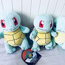 Three Pokemon Squirtles.