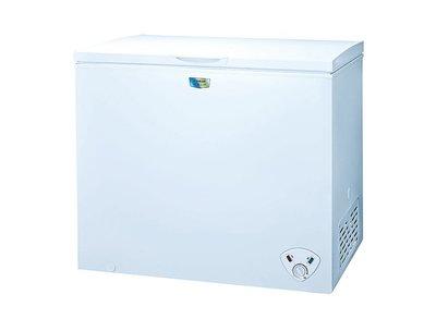 ↑【聊聊議價更低-公司貨免運-全省配送 】【SANLUX 台灣三洋】261公升冷凍櫃(SCF-261W)※另售WRS58