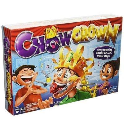 【陽光桌遊】(內附中規) 咬咬點心王冠 CHOW CROWN 正版 派對桌遊 益智遊戲