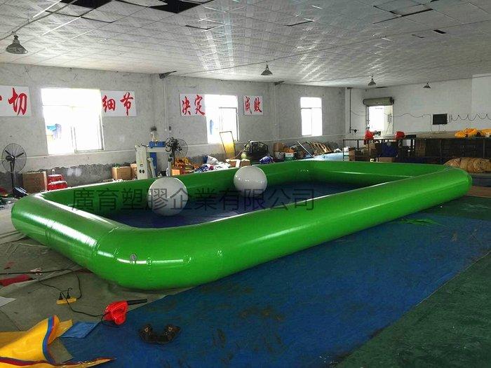 800*500*60 夾網膠布 充氣 游泳池 泡泡池 水池 沙池 不易破損 訂做各式陸上水上充氣產品 (廣育充氣塑膠)