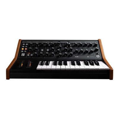 [DigiLog] Moog Subsequent 25 合成器鍵盤