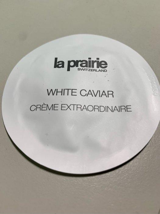la prairie 鑽白魚子時空緊致霜1ml有效期限202109