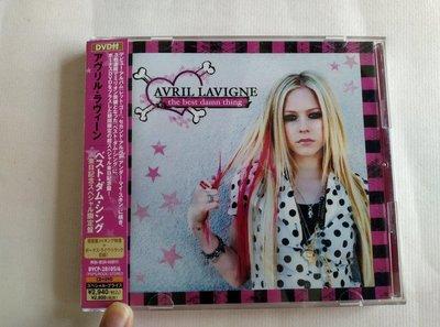 【鳳姐嚴選二手唱片】艾薇兒Avril Lavigne / 美麗壞東西 THE BEST DAMN THING(微紋日版)