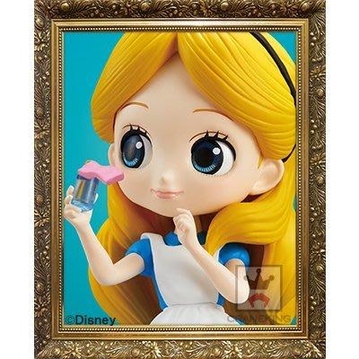 GIFT41 4165本通  Q posket Disney Characters-Alice 艾莉絲 景品 全二款