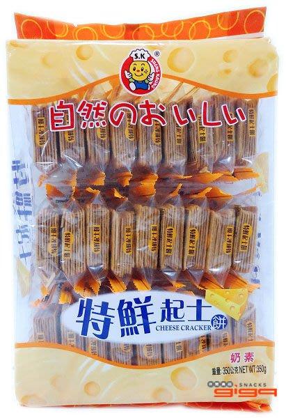 【吉嘉食品】特鮮起士餅/特濃巧克力餅[缺].1包350公克.馬來西亞進口[#1]--471
