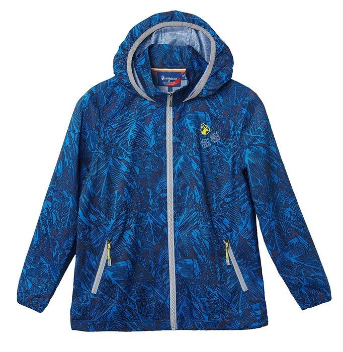 WILDLAND 荒野 男女 兒童 抗UV輕薄防曬外套 薄外套 抗UV外套 兒童外套 童裝外套 0A61960-77