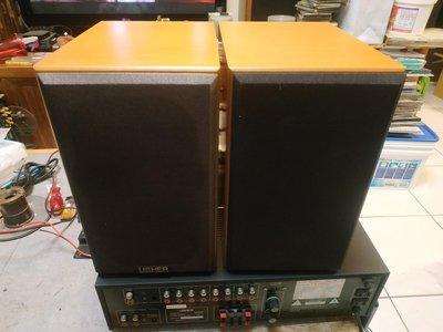 雅瑟 USHER S520 超級經典書架喇叭,聲音甜美。