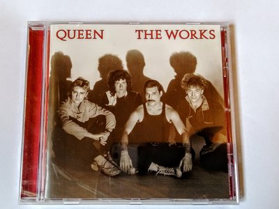 Queen -The Works 皇后合唱團  The Works
