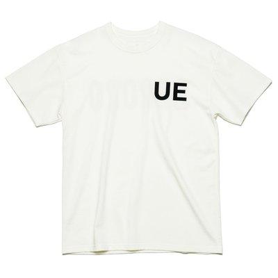 20SS Uniform Experiment UE TEE 全新正品公司貨含運 現貨 UE 可刷卡分期 下標請詢問 貼布