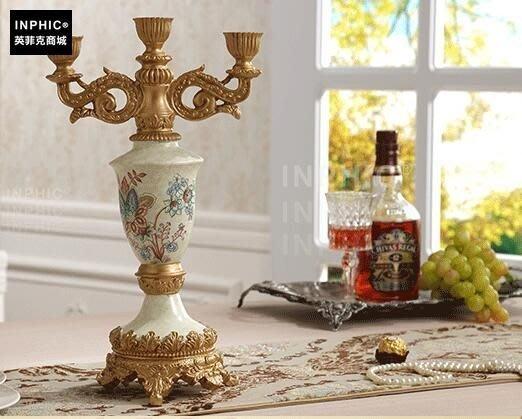 INPHIC-歐式蠟燭臺 現代簡約 裝飾客廳家居蠟臺-G款_S01870C