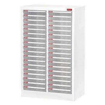《瘋椅世界》OA辦公家具全系列 A4-236P 雙排落地型 多功能效率櫃/樹德櫃/檔案櫃/收納櫃/公文櫃/資料櫃
