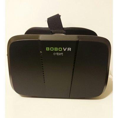 看片神器 BOBO vrZ2 3D MAX VR 虛擬實境眼鏡黑色款,清倉價:85:~htc samsung三星