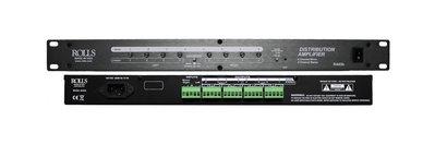 美國Rolls RA63b 8音軌 2 in/ 8 out歐式Phoenix接頭訊號分配器-含稅保固