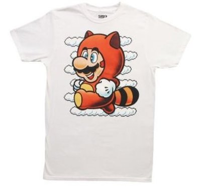 Super Mario 3 Racco...