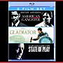 【BD藍光】美國黑幫 / 神鬼戰士 / 絕對陰謀:三碟套裝版American Gangster/Gladiator