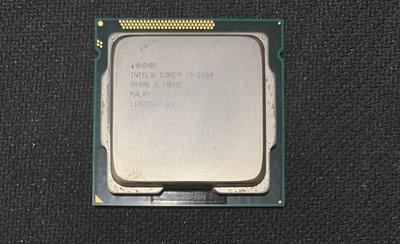 Intel® Core™ i5-2400 CPU處理器 二手