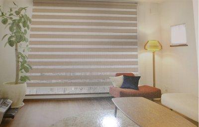 (巧巧窗簾)抗UV緹花防燄調光簾、羅馬簾、防火捲簾、窗簾布、活動拉門、各式歐式造型、門簾、桌巾、傢飾布料、壁紙