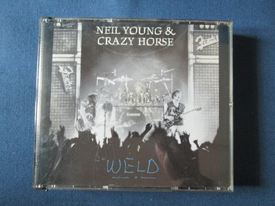 [非新品] Neil Young & Crazy Horse-Weld [Live](2 CD Box)-1991