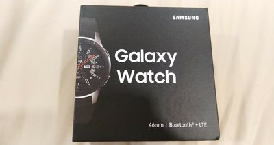 熱賣點 旺角店 三星 Galaxy Watch  LTE 版  46mn 銀 s4 mk