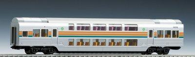 [玩具共和國] TOMIX HO-6021 国鉄電車 サロ124形(新湘南色)
