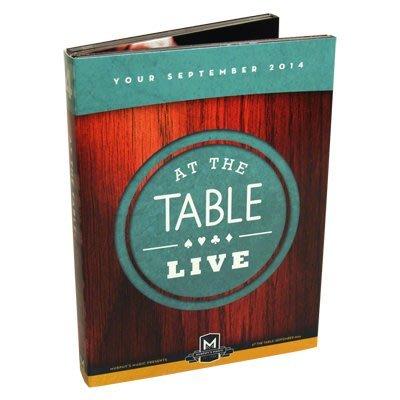 【天天魔法】【S339】大師研習-第四季~At the Table Live Lecture Series 4