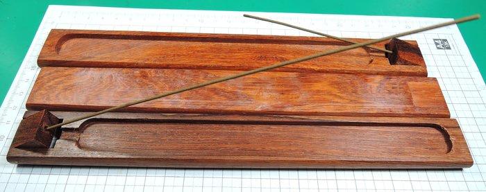 W44R2越南花梨木臥香插香板點香板