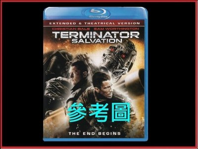 【BD藍光】魔鬼終結者 4 : 未來救贖 加長版Terminator Salvation(台灣繁中字幕)