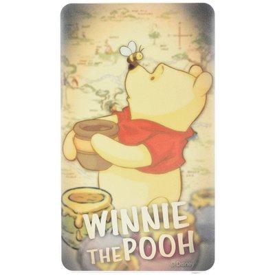 尼德斯Nydus  日本正版 迪士尼 小熊維尼 Winnie the Pooh 薄型 行動電源 4000mAh