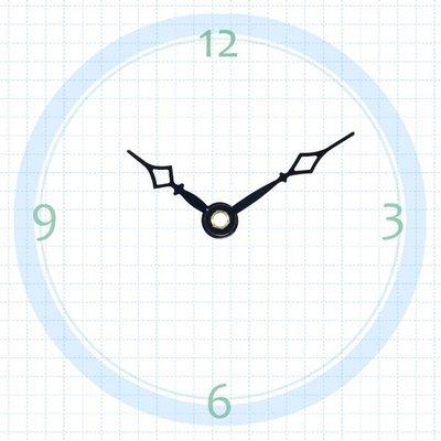 【鐘點站】T035027 SUN機芯專用 簡約指針 / 分針35mm 時針27mm / DIY 時鐘 掛鐘 鐘針