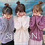 SaNDoN x『one after another 』花邊可愛麻花毛編織毛球毛衣 kbf jouetie 171228