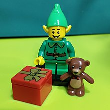 Lego Minifigures Series 11 Holiday Elf 假日精靈