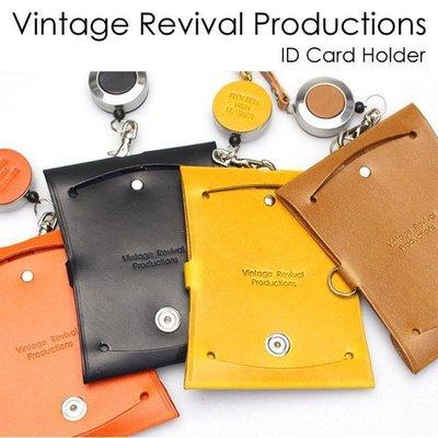 尼德斯Nydus~* 日本代購 Vintage Revival Productions皮件 日本製 義大利牛皮 悠遊卡套