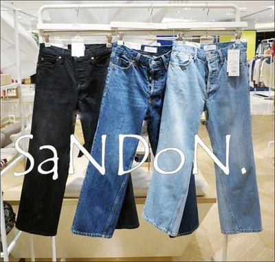 SaNDoN x『MILA OWEN』特殊剪裁翹臀3D不規則剪裁丹寧牛仔褲 SLY SNIDEL 171013
