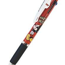 Mickey Mouse 米奇老鼠 Disney 日本製 Uni 三菱 Jetstream 3色 0.5mm 啫喱筆 黑紅藍 (包平郵或本地郵局自取)