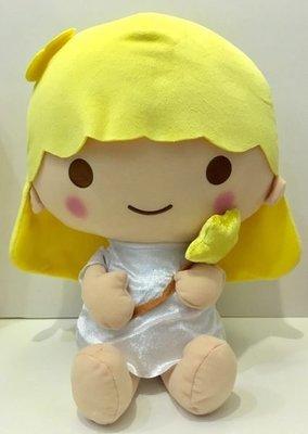 日版 (全新) (有袋) Sanrio little twin stars 公仔 little twin star
