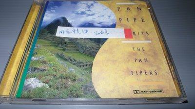 西洋 PANPIPE SPIRITS THE PAN PIPES 原版CD片佳 樂器演奏 保存良好   (GFS025)