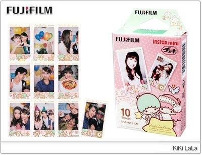 ☆相機王☆Fujifilm Instax Mini 拍立得 相紙 底片〔Kiki Lala 雙子星〕Mini7適用(4)