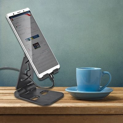 ☜shop go☞ 折疊 懶人支架 iPad 平板支架  支架 桌上型 手機架 桌面 追劇 雙摺疊手機支架【J111】