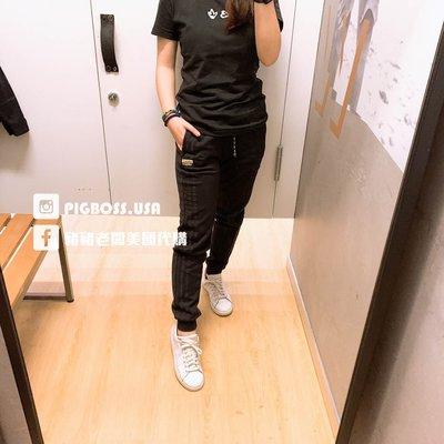 【豬豬老闆】ADIDAS ORIGINALS R.Y.V. 黑色 長褲 縮口 棉質 休閒 運動 訓練 女款 GN4249