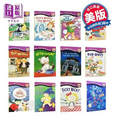 汪培珽初級階段故事繪本12冊 英文 All Aboard Reading(Picture Reader) 分級讀物 繪本