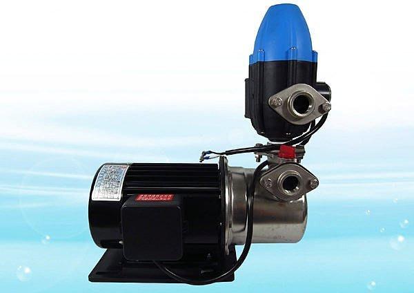 【水易購淨水網-苗栗店】1HP 春井恆壓式不銹鋼加壓機(多段噴射機種)加壓馬達