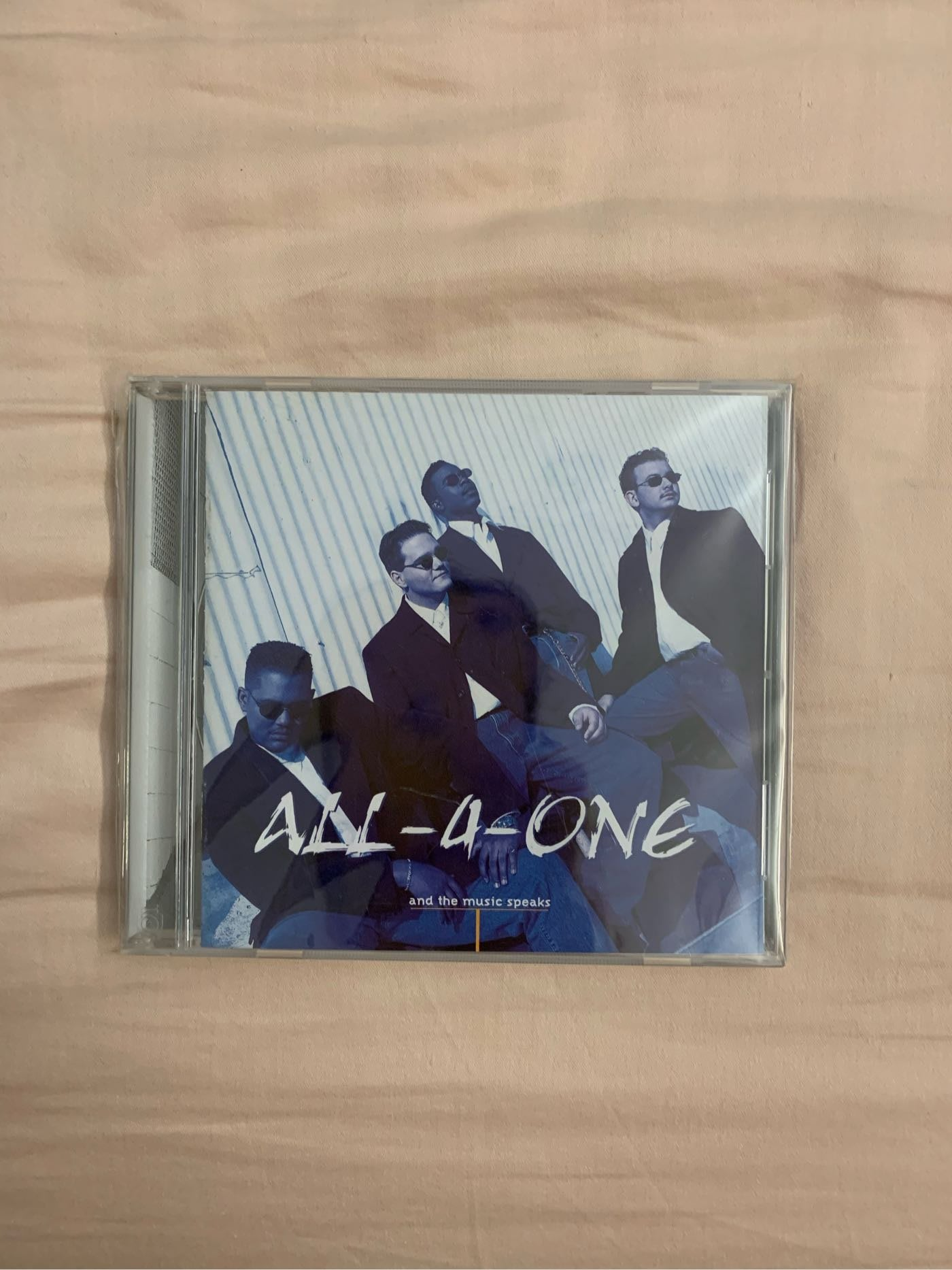 ALL 4 ONE / AND THE MUSIC SPEAKS